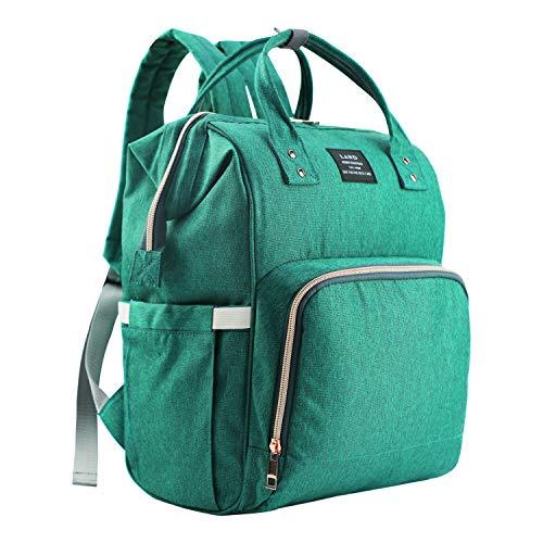 Vakabva Diaper Bag Backpack for Baby Care, Large Capacity...