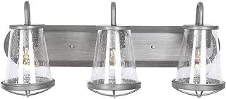87003-WI Bathroom Lighting, Darby 3 Light Bath Vanity
