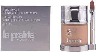 La Prairie Skin Caviar Concealer Foundation SPF 15, Honey Beige, 1 Ounce