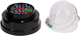 プラスチックミニ 電動 幸運番号 ピックマシン 宝くじ ビンゴゲーム用