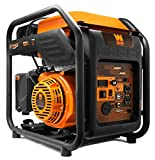 WEN GN400i RV-Ready 4000-Watt Open Frame...