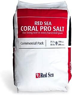 Red Sea Fish Pharm ARE11236 Coral Pro Marine Salt for Aquarium, 200-Gallon