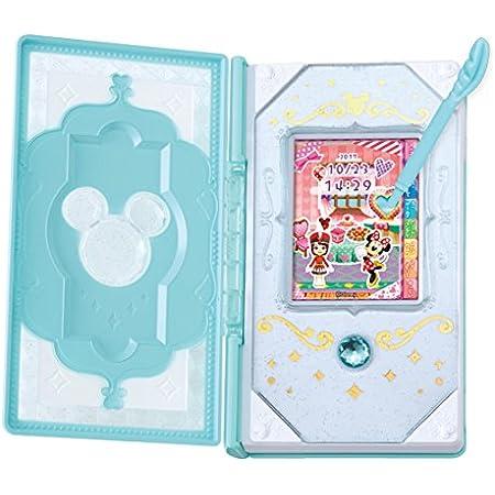 ディズニーマジックキャッスル 魔法のタッチ手帳 ドリームパスポート シャイニーミント