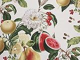 Wunderschöner Dekostoff mit Melone, Sandias, Meterware,