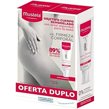 MUSTELA PACK Gel Firmeza Corporal 2x200ML: Amazon.es: Salud y ...