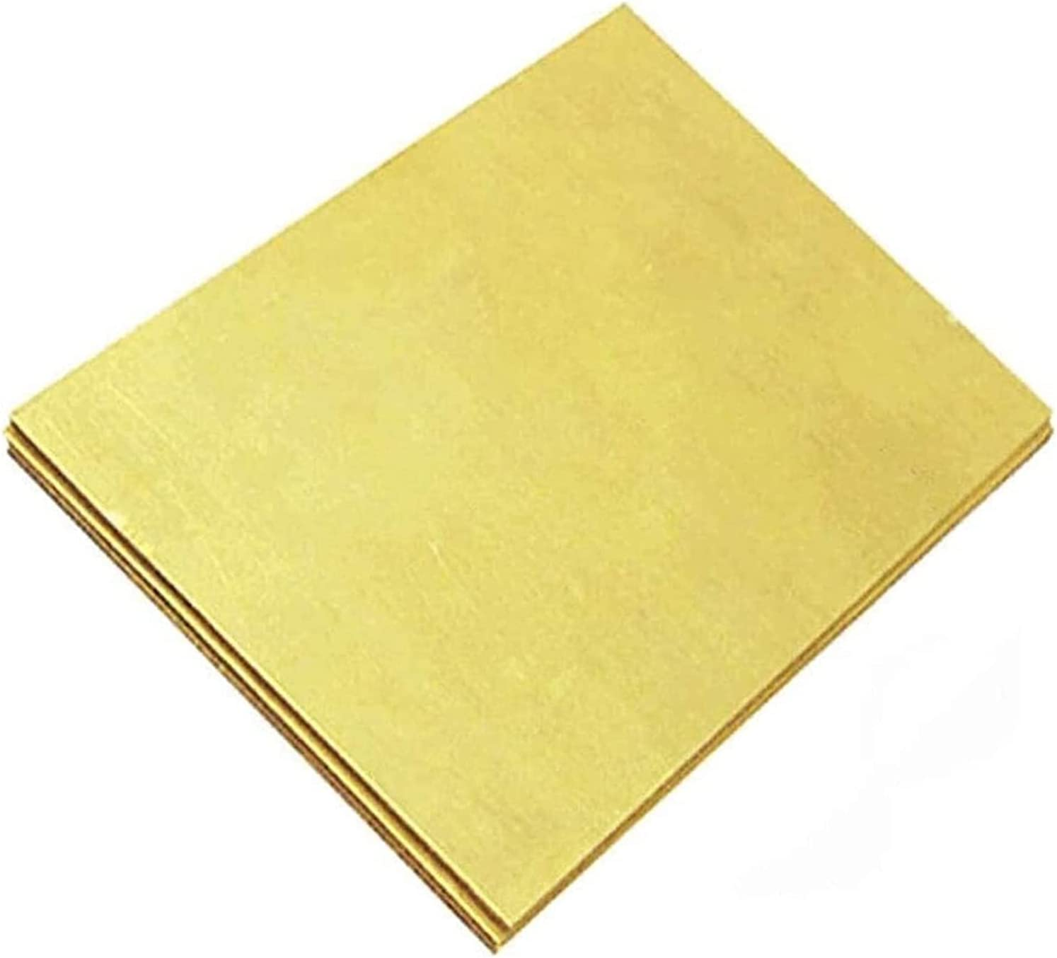 In a High order popularity lovediyxihe Metal Copper foil Brass Pure Sheet
