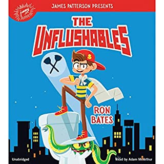 The Unflushables audiobook cover art