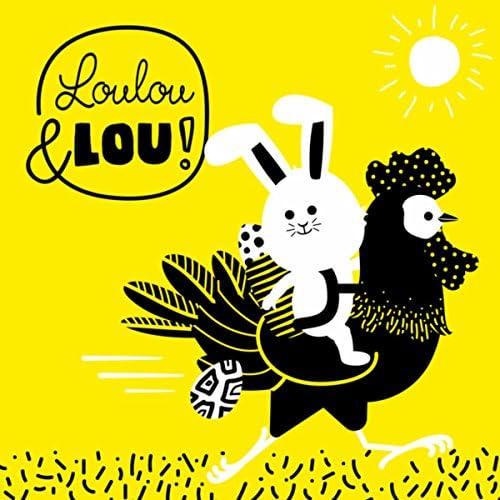 Kinderliedjes Loulou en Lou, Vlaamse Kinderliedjes Loulou en Lou & Paasliedjes