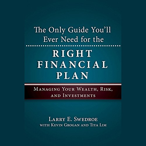 The Only Guide You'll Ever Need for the Right Financial Plan cover art