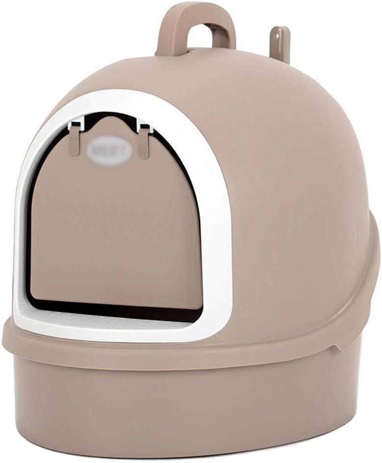 WTREA PP Resin Litter Box Fully Enclosed Cat Anti-Splash Basin Fashion P Regular dealer