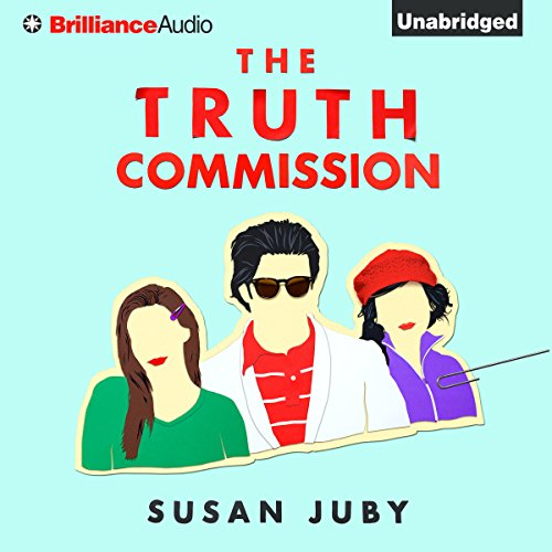 The Truth Commission audiobook cover art
