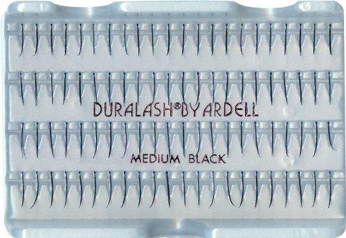 Ardell Duralash Regular False Eyelashes - Medium Black (Pack of 4) by Ardell