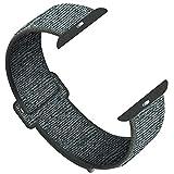 GIPENG Compatible avec Apple Watch Strap 38mm / 40mm, Remplacement Bracelet Tissé Respirant pour Bracelet Sport pour iWatch...