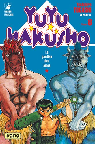 Yuyu Hakusho : Le Gardien des âmes, tome 8