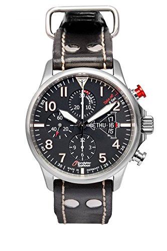 Junkers Automatikchronograph Eurofighter 3 6826-5