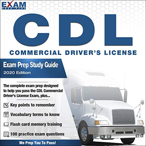 The CDL Commercial Driver's License  By  cover art