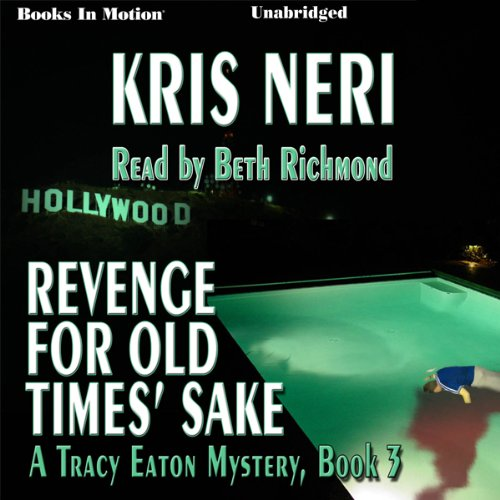 Revenge for Old Times' Sake audiobook cover art