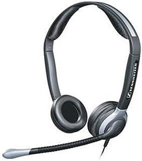 Sennheiser Binaural Headset with Ultra Noise-Canceling Microphone and Boom 1 615104053588