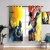 Cortinas de reducción de ruido con diseño de Batman V Superman,...