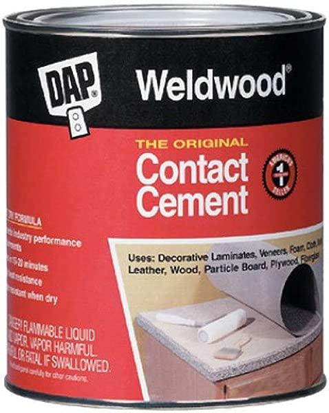 Dap 00271 Weldwood Original Contact Cement 1 Pint