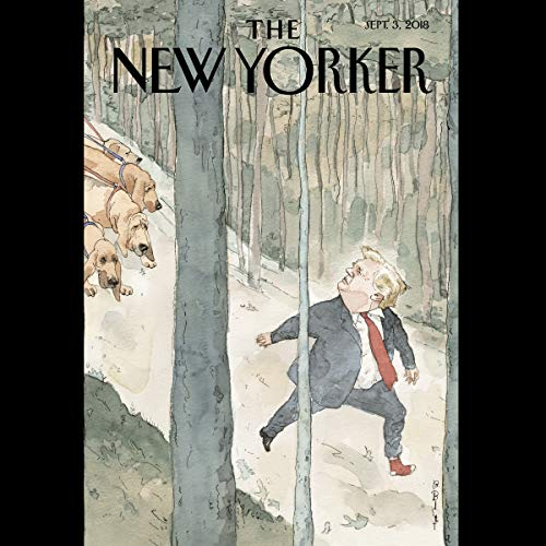 The New Yorker, September 3rd 2018 (Jill Lepore, Judith Thurman, Ian Parker)                   By:                                                                                                                                 Kristi Burns,                                                                                        Ian Parker,                                                                                        Judith Thurman                               Narrated by:                                                                                                                                 Jamie Renell                      Length: 2 hrs and 13 mins     2 ratings     Overall 4.0