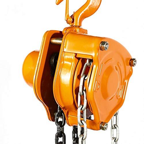 Polipasto de Cadena 2000kg Manual de Palanca de elevaci贸n del polipasto de cadena Ven A...