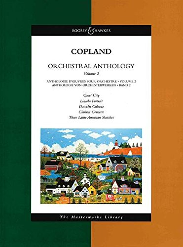 Orchestral Anthology - Volume 2: The Masterworks Library (Boosey & Hawkes Masterworks Library)
