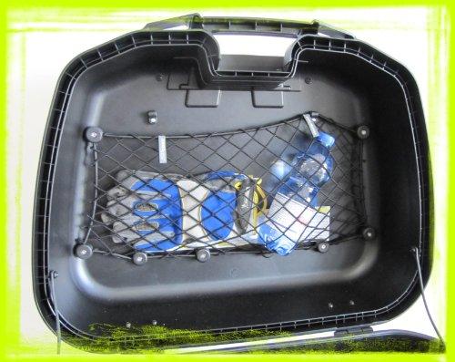 Rete'large' per bauletto Top-Case GiVi Trekker 52 LT