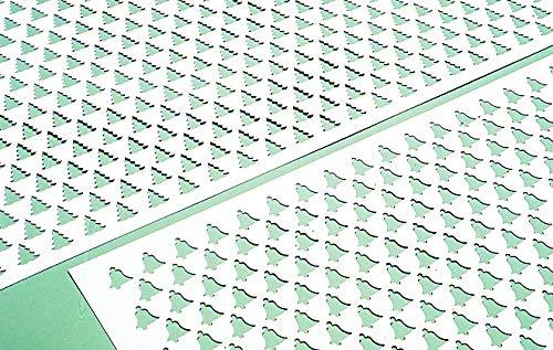 Martellato Kunststoff Design aus Kiefer Dekoration Grill, Plastik, weiß, 60 x 40 cm