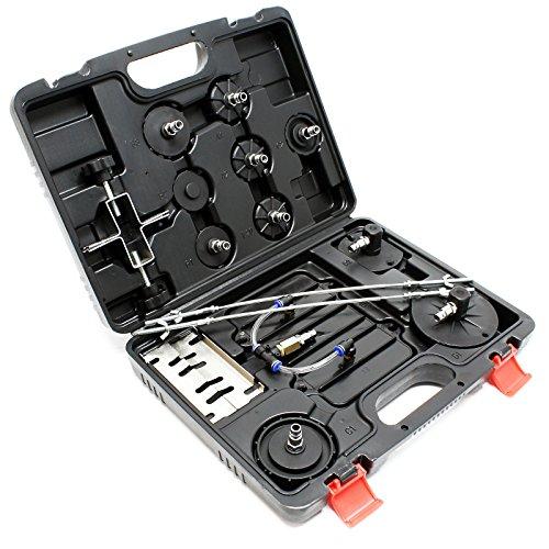 Anschluss Adapter Set 11tlg für Druckluft Bremsenentlüfter