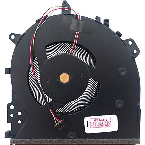 Fan Cooler Compatible with Asus VivoBook S15 S512DA S15 S512DK S15 S512FA S15 S512FB S15 S512UA S15 S512UF