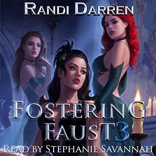 Fostering Faust: Book 3 cover art