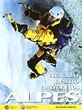 Escalada en hielo y nieve en los alpes