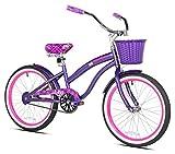 Kent Tiki Bay Kid's Cruiser Bike, 20'