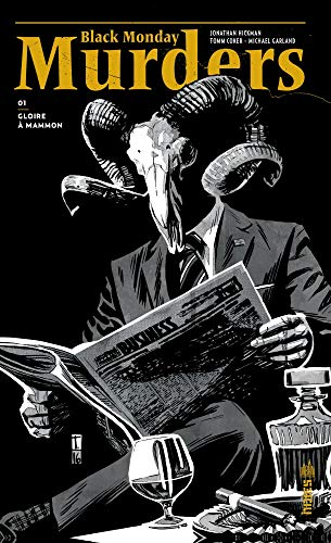 Black Monday Murders, Tome 1