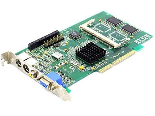 ELSA KJGP2VIVOAGP 3DLabs GLoria Synergy-A8 Permedia 2 4MB AGP IN/OUT Grafikkarte (Generalüberholt)