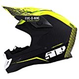 509 Altitude Carbon Fiber Helmet with Fidlock (Off Grid Hi-Vis - Medium)