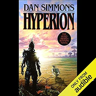 Hyperion  audiobook cover art