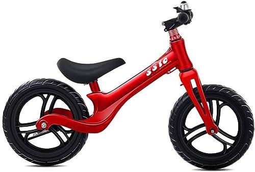 salida Siempre insiste en el éxito Bicicleta Infantil con Pedales Pedales Pedales y Bicicletas sin Pedales Bicicleta Deslizante de 2 a 6 años de Edad Mini Bicicleta de una Pieza, 5 Estilos (Color  negro, Tamaño  90x50cm)  70% de descuento