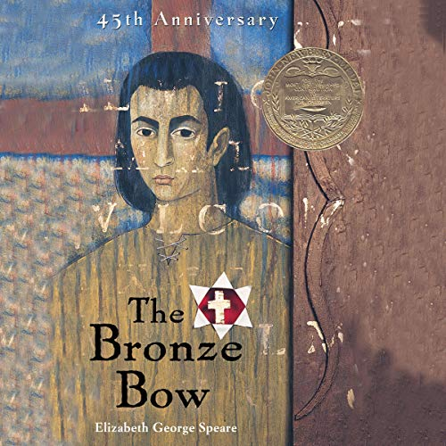 Page de couverture de The Bronze Bow