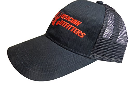 Snapback Hat Black Baseball Trucker Cap Embroidery Musician Outfitters Music New