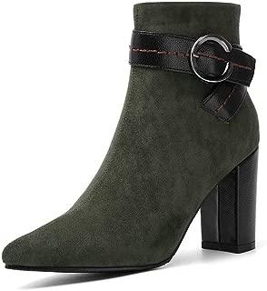 BalaMasa Womens ABS13943 Pu Boots