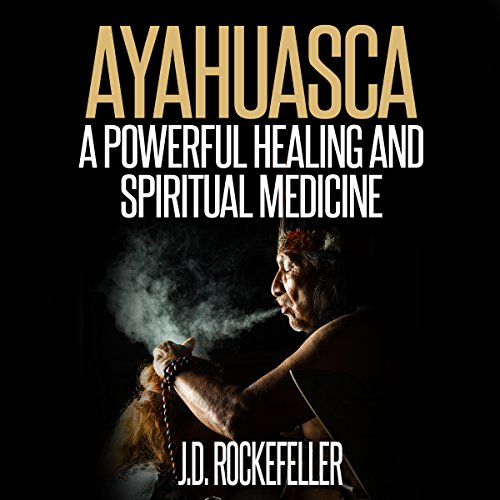 Ayahuasca audiobook cover art