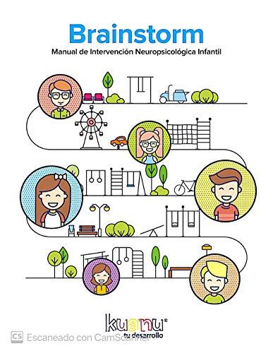 Brainstorm. Manual de intervención neuropsicológica infantil (Manuales nº 12019) (Spanish Edition