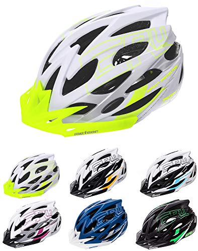 meteor Cascos Casco Bicicleta Casco Helmet Casco Bici Casco