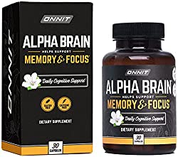 Onnit Alpha Brain Nootropic Review
