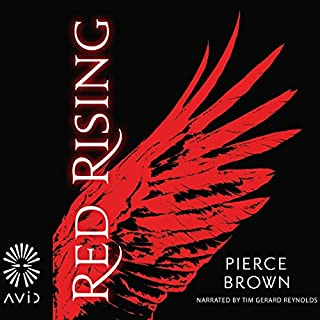 Red Rising                   By:                                                                                                                                 Pierce Brown                               Narrated by:                                                                                                                                 Tim Gerard Reynolds                      Length: 16 hrs and 10 mins     1,814 ratings     Overall 4.7