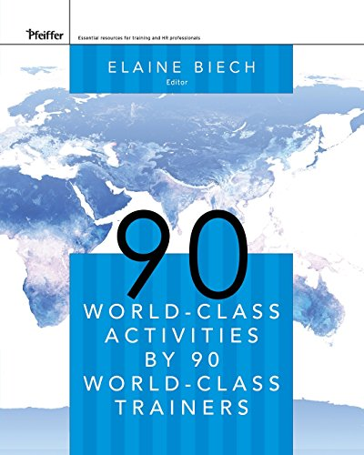 Download 90 World-Class Activities by 90 World-Class Trainers 0787981982