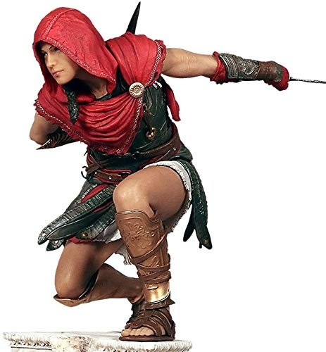 LICCC Assassin's Creed Odyssey - Meister Assassin Kassandra ATCion Figur Figur Collection von Games Gifts 33cm