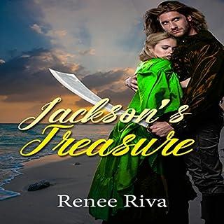 Jackson's Treasure audiobook cover art